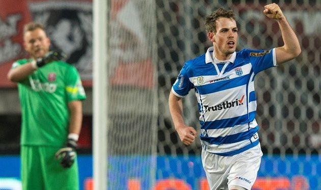 Брама поразил ворота бывшей команды, fcupdate.nl