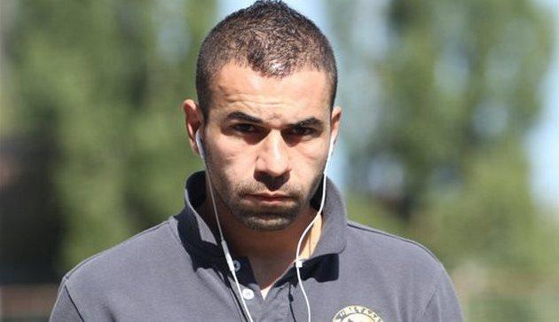 Константинос Макридис, фото ОЛЕГа ДУБИНы, Football.ua
