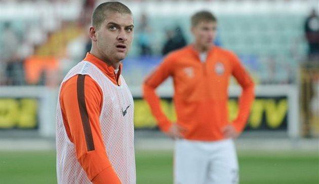 Ярослав Ракицкий, фото РОМАНа САМОХИНа, Football.ua