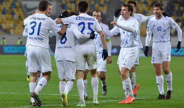 Игроки Говерлы, фото БОГДАНа ЗАЯЦа, Football.ua