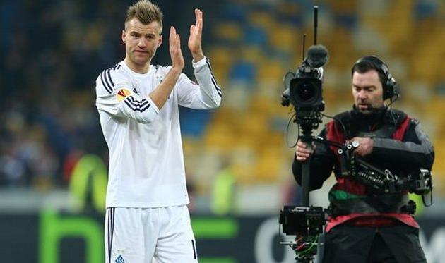 Андрей Ярмоленко, фото АЛЕКСАНДРа ОСИПОВа, Football.ua