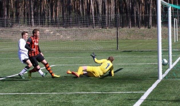 U-21: Шахтер сокращает отставание от Динамо и Днепра