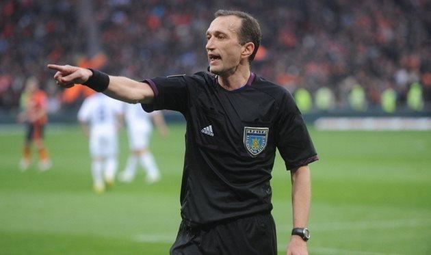 Юрий Вакс, shakhtar.com