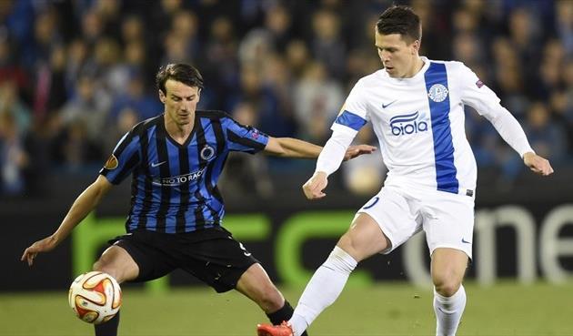 Коноплянка был лучшим у Днепра, фото uefa.com