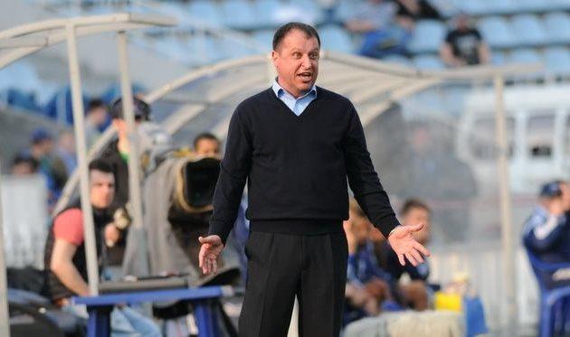 Юрий Вернидуб, фото И. Хохлова, Football.ua