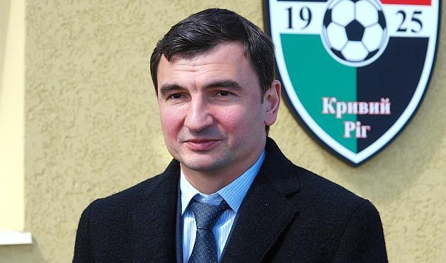 Константин Караманиц, fcgornyak.dp.ua