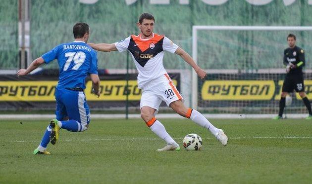 Вакуленко против Кривцова, фото Р. Самохина, Football.ua