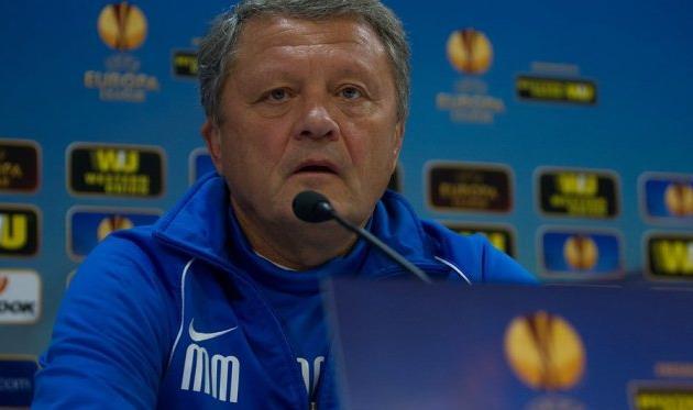 Мирон Маркевич, фото С.Ведмидя, Football.ua