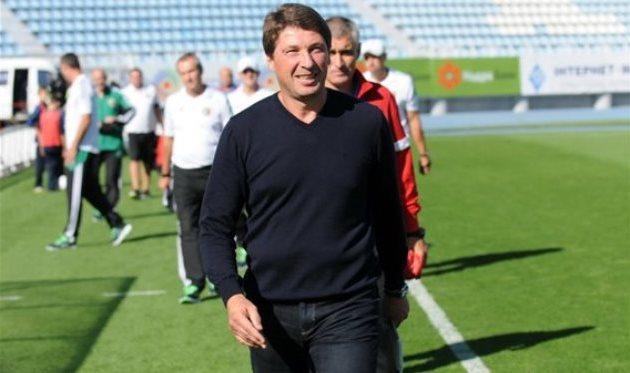 Юрий Бакалов, © Илья Хохлов, Football.ua