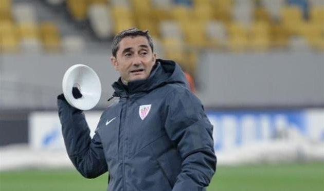 Эрнесто Вальверде, фото football.ua