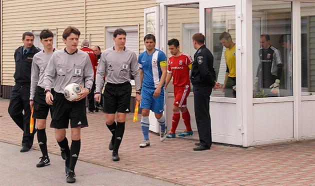 Черниговцы еще не знают, чем закончится для них визит в Комсомольск... Фото gornyak-sport.net