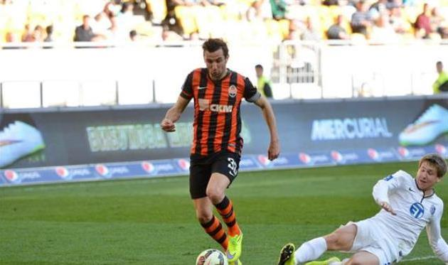 Дарио Срна, фото из архива Football.ua
