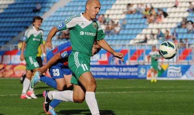 Иван Кривошеенко, фото Ильи Хохлова, football.ua