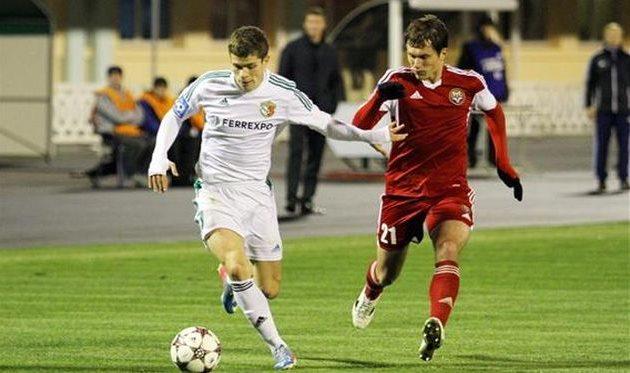 Штурко против Громова, фото О. Дубины, Football.ua