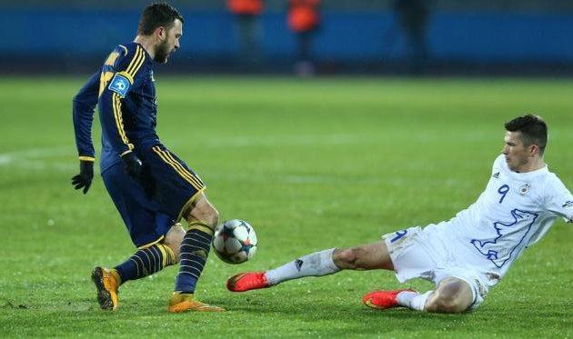 Олег Герасимюк (справа), фото Football.ua