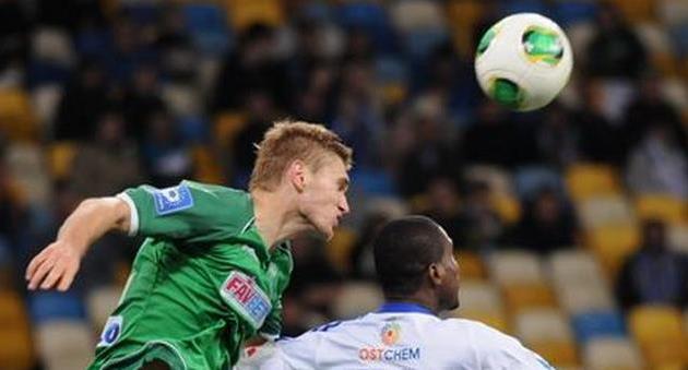 Игорь Пластун, фото ИЛЬи ХОХЛОва, football.ua