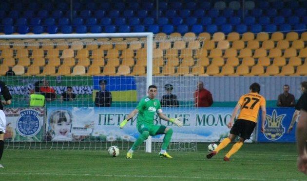 Лидер сумел завоевать волевую победу, фото fco.com.ua