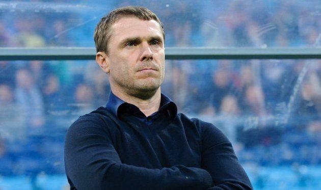 Сергей Ребров, фото М.Масловского, Football.ua