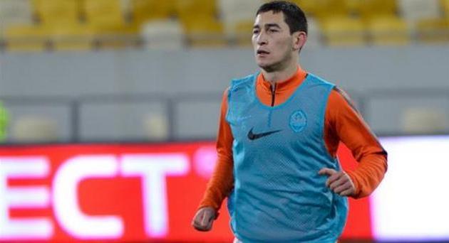 Тарас Степаненко, фото БОГДАНа ЗАЯЦа, football.ua