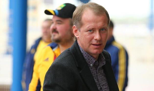 Игорь Рахаев, фото А. Осипова, Football.ua