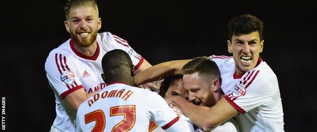 Боро сделал шаг к Премьер-лиге, фото bbc.com