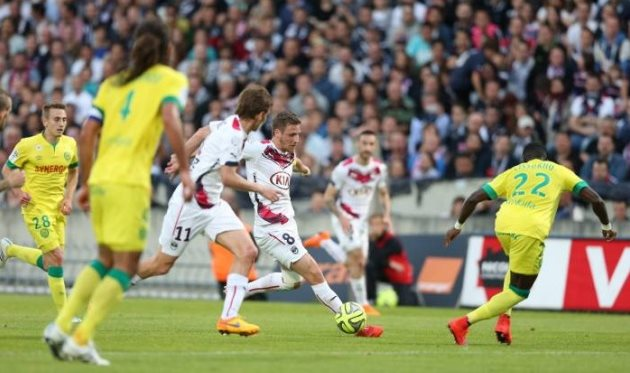 Бордо прощался со своим стадионом, Lequipe