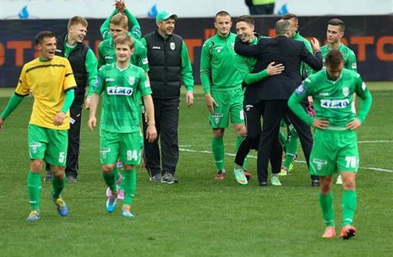 фото Александар Осипова, football.ua