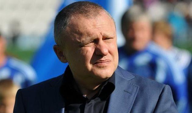 Роберто Моралес, ИГОРЬ СУРКИС, FOOTBALL.UA