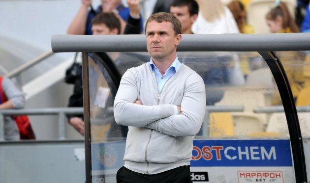 Сергей Ребров, фото И.Хохлов, Football.ua