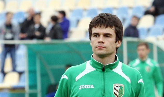 Владислав Насібулін відкрив рахунок і взяв участь в двох інших голах, фото - Олег Дубина для Football.ua