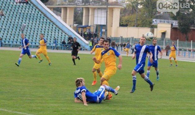 Воскресный день в первой лиге примечательный серьезными противостояниями, фото 0462.ua