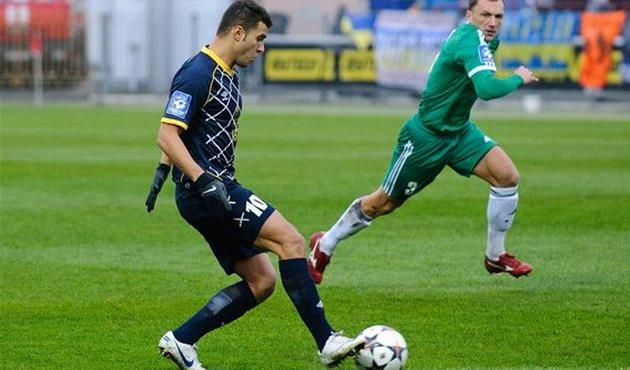 Жуниор Мораес, фото МИХАИЛа МАСЛОВСКого, football.ua