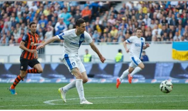 Калинич забил, но этого гола не хватило для прохода, fcdnipro.ua