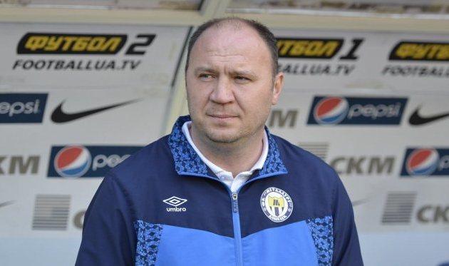 Владимир Пятенко, фото Б.Заяца, Football.ua