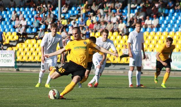 Начало разгрому буковинцев положил Степанюк, фото Д.Витченко, fco.com.ua