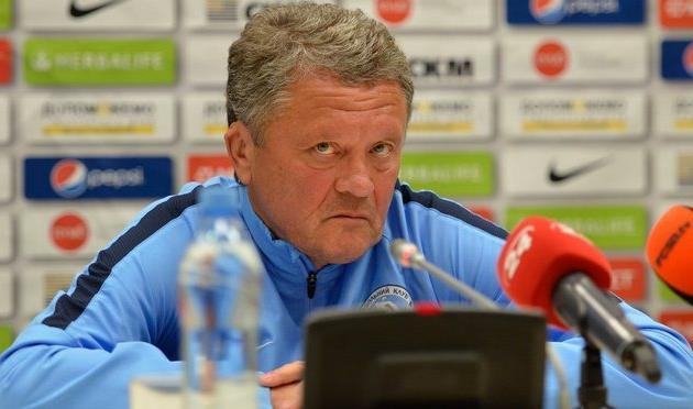 Мирон Маркевич, фото БОГДАНа ЗАЯЦа, football.ua