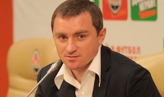 Андрей Воробей, shakhtar.com