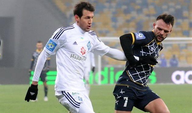 Николай Морозюк (справа), Football.ua