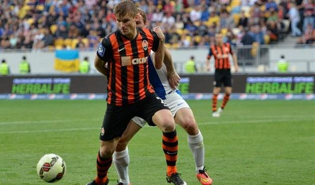 Александр Гладкий, фото БОГДАНа ЗАЯЦа, football.ua