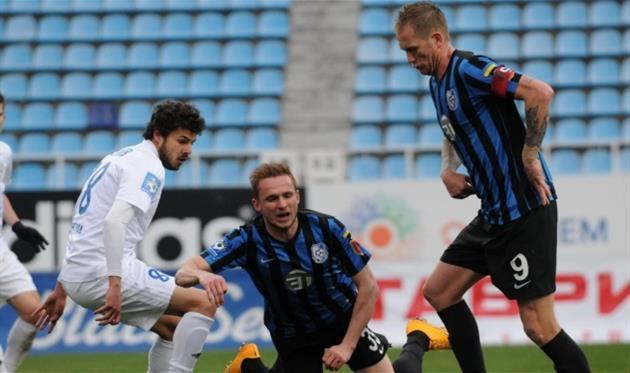Вячеслав Акимов (слева), Football.ua