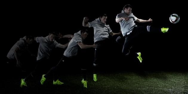 #BeTheDifference вместе с революционными бутсами adidas X и Ace