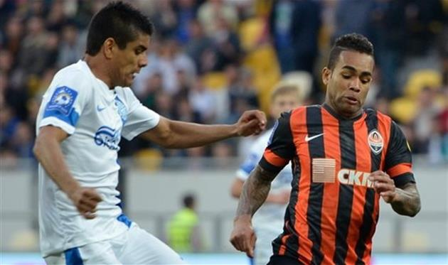 Алекс Тейшейра (справа), Football.ua