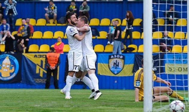 фото М. Масловского, Football.ua