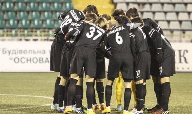 Игроки Зари, фото Олега Дубины, Football.ua