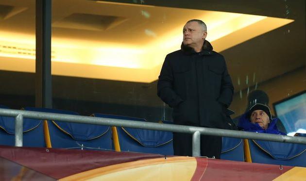 Игорь Суркис, Football.ua
