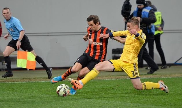 Осман против Срны, фото Б. Заяца, Football.ua