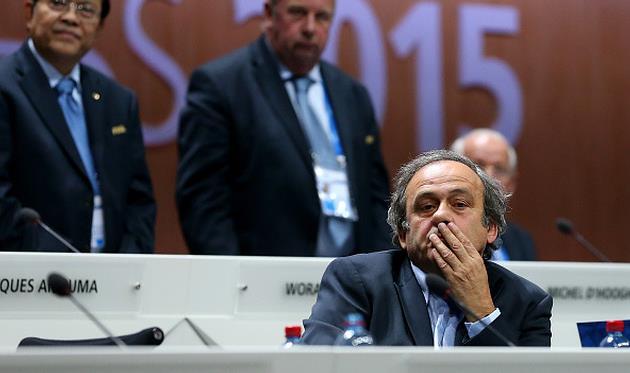Мишель Платини, Getty Images