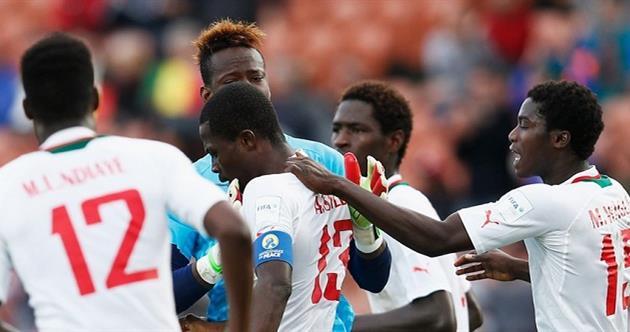 Сборная Сенегала в последнем туре вырвала путевку в плей-офф, фото fifa.com