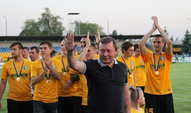 Александрия оказалась лучшей по итогам обоих полугодий, фото В.Шараевского, fco.com.ua