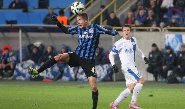 Евгений Зубейко в Черноморце, Football.ua